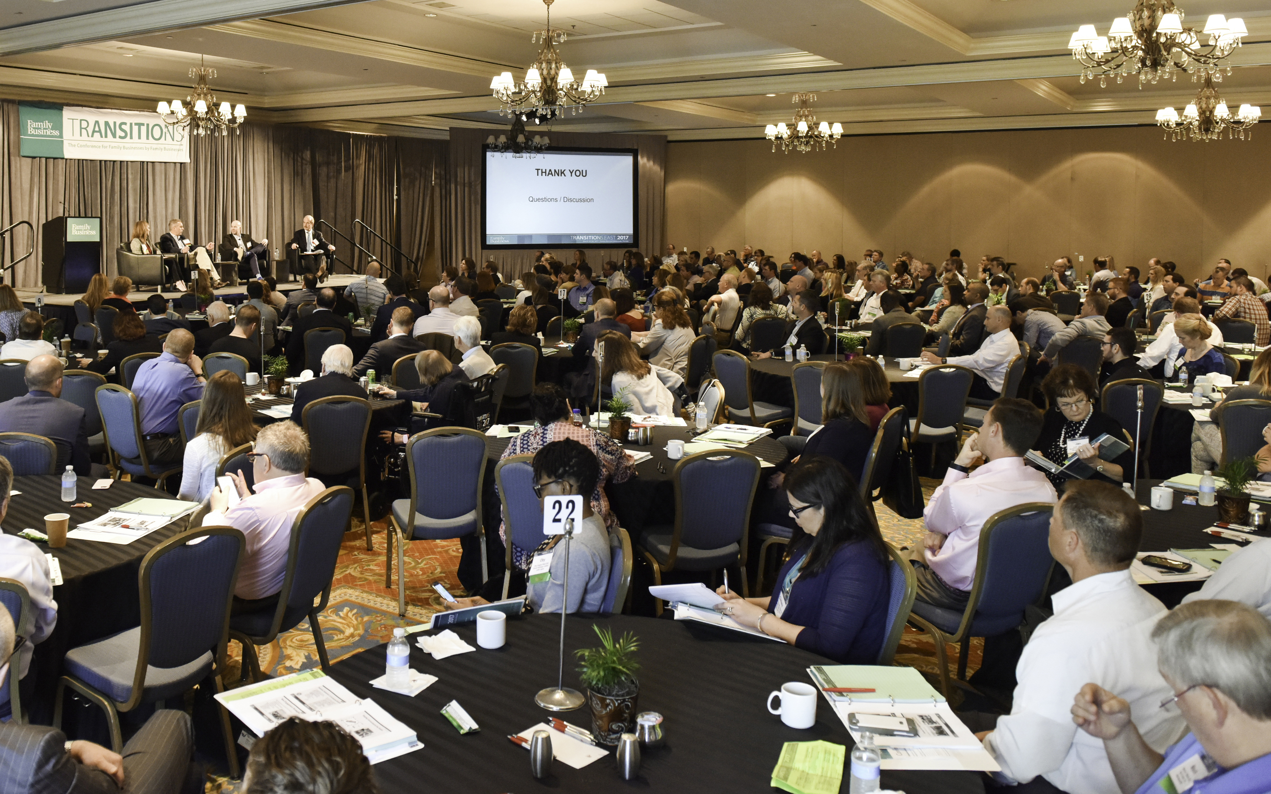 2018 Transitions East Conference For Family Businesses Family Business Magazine