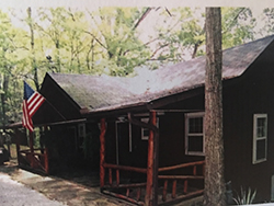 """The """"Little House"""" shared by the business family of H.G. Hill Co."""