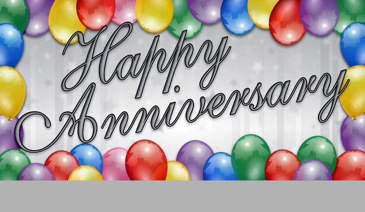 Tips on celebrating a milestone anniversary