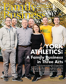 Family Business Magazine January/February 2017