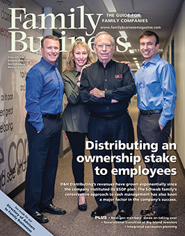 Family Business Magazine July/August 2016