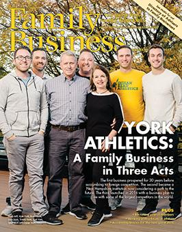 Family Business Magazine January/February 2017