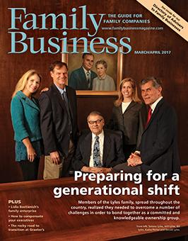 Family Business Magazine March/April 2017