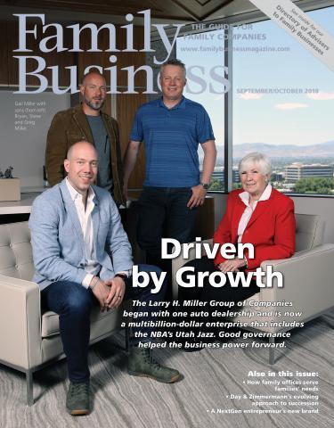 Family Business Magazine September/October 2018